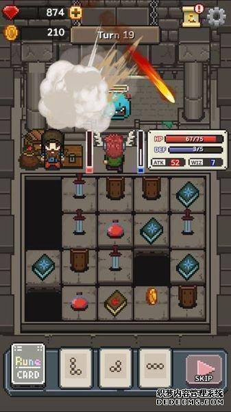 迷宫拼图击杀史莱姆无限钻石破解版安卓版下载