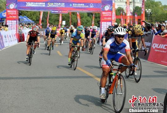 第5届环鄱阳湖国网页游戏私服发布网际自行车赛开赛总奖金逾百万