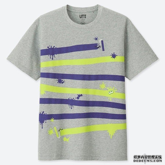 2019抢钱模式开启!优衣库公布与任天堂联动新款T恤
