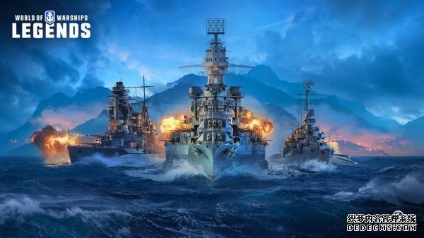 《战舰世界:传奇无限元宝网页游戏私服战》日本PS4版发售日正式决定