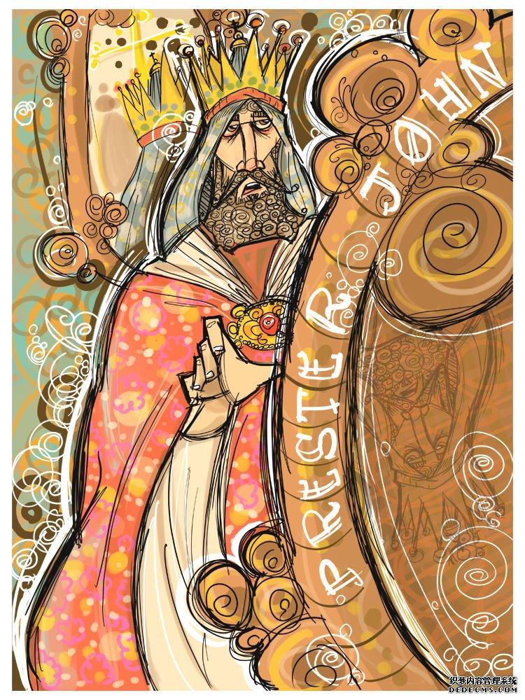 丝绸之路上的幻景:约翰长老的东方传奇