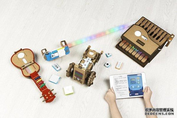 童心制物(Makeblock)旗传奇网页游戏私服下STEAM教育套件在Apple Store独家发售