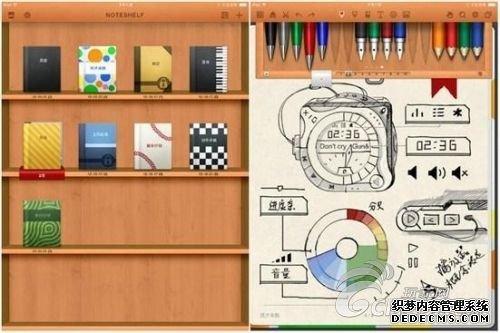 火速围观!5款最佳iPad手写笔记应用
