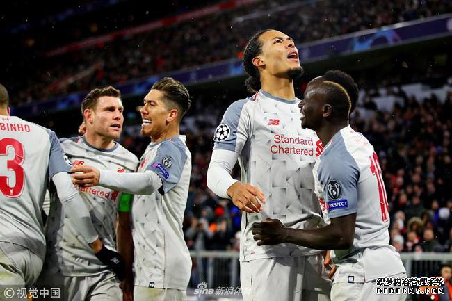 利物浦强势晋级