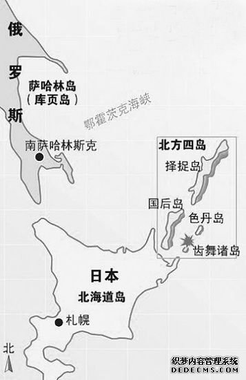 二战停战之夜 苏军发动突袭攻占北方四岛