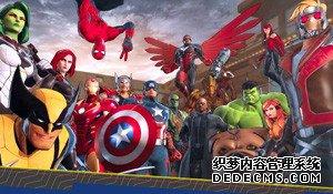 《漫画英雄:终极联盟3》新预告与截图 复联银护战灭霸