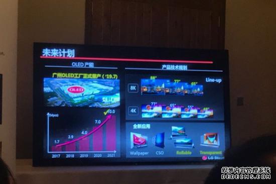 LG将于2020年BT网页游戏私服推出48英寸4K OLED电视