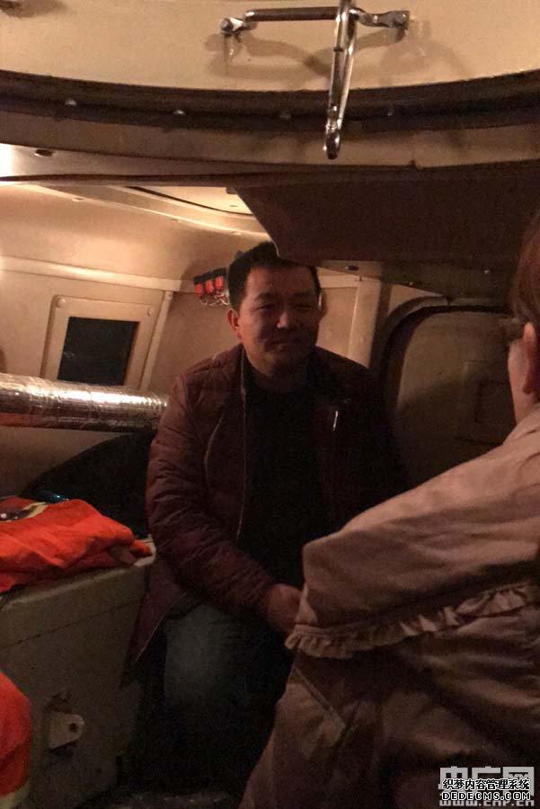 12级大风突袭新疆吐鲁番 小草湖风区数十人被困