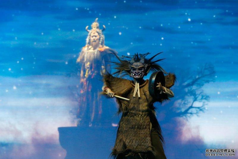 中国旅游新闻网:《苗祖・蚩尤》:再现兵主战神的历史与传奇