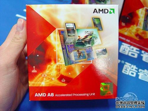 AMD A8-3850图片系列评测论坛报价网购实价