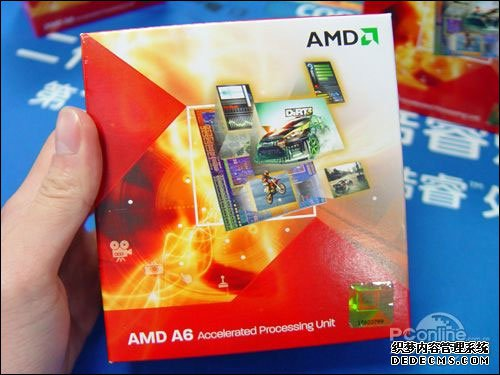 AMD A6-3650图片系列评测论坛报价网购实价