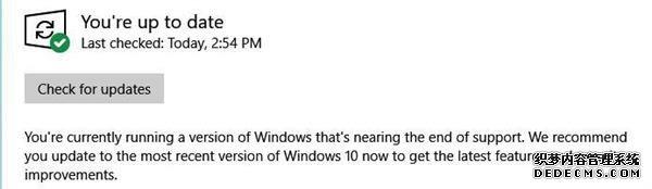 微软下发Windows 10 v1803系统